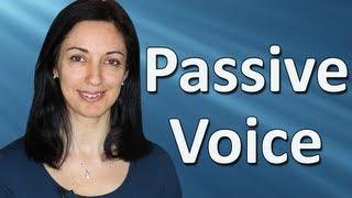 Passive Voice English Lesson