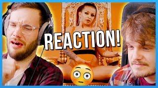 Wir reagieren auf DICKE LIPPEN!!! - Copy Space