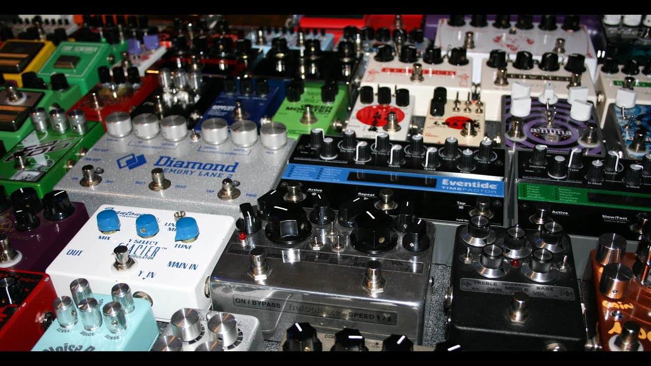 best guitar effects pedals of 2013 youtube. Black Bedroom Furniture Sets. Home Design Ideas