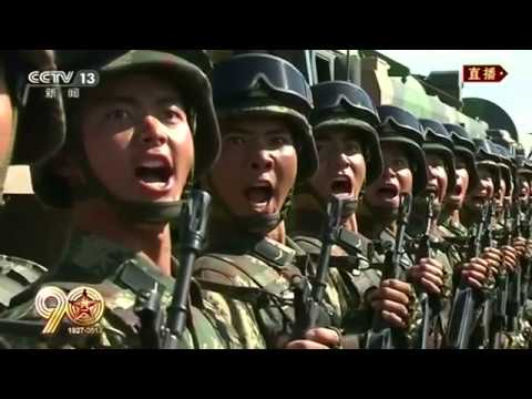 Xi calls for building elite forces during massive military parade