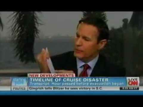 http://www.cruiseshipassault.com/ CNN's Soledad O'Brien interviews maritime lawyer Jack Hickey about the Costa Concordia disaster, including the ship's evacuation.  A regional law firm located at:  1401 Brickell Ave Suite 510 Miami, Florida 33131  Toll Free:...