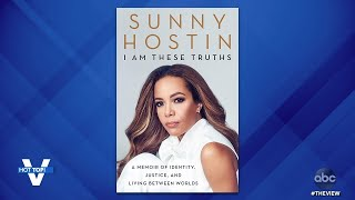 "Sunny Hostin Discusses Her Memoir ""I Am These Truths""  