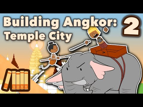Building Angkor - Temple City - Extra History - #2