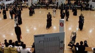 平成29年度 全日本少年少女武道錬成大会 第3ブロック第1試合