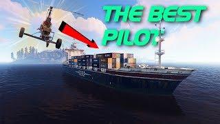 The BEST MINICOPTER PILOT - Rust