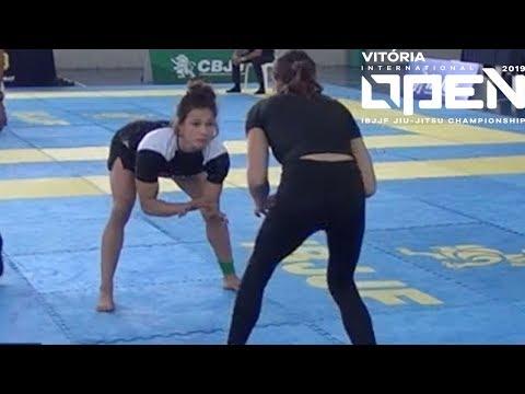 Gabriela Fechter vs Tine Scheldeman / Vitoria Open 2019