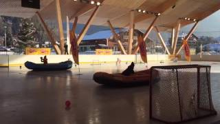 ELSIUM : Rafting Skating in partnership with Ho5