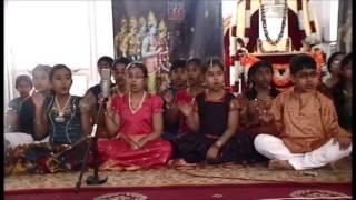 may 2013 roshni rithvik perform nagumomu galavani at 2013 utsava sampradaya krithulu