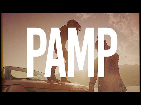 Andrea Damante - Follow My Pamp (feat. Adam Clay) (Official Video)