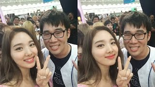 I Took A Selfie With Nayeon At KCON LA (Full Story)