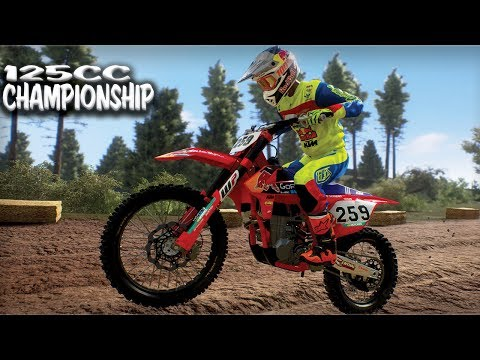 MXGP3 125CC Championship Part 8 - This is it!