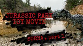 Парк Юрського періоду іграшки відео : Сорна частина 1