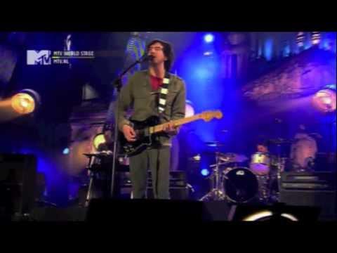 Snow Patrol Open Your Eyes MTV EMA 2011 Belfast