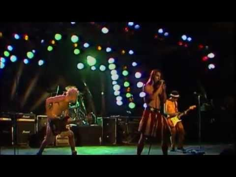 Red Hot Chili Peppers - Green Heaven - Live 1985