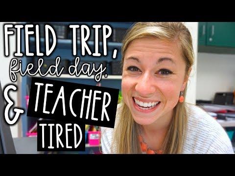 Surviving A Field Trip & Field Day | That Teacher Life Ep 64