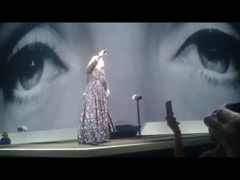 "Adele ""Hello"" Live from Forum Copenhagen May 3rd 2016"
