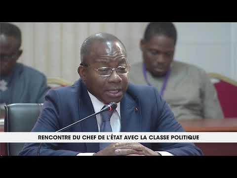 Législatives  2019 : l'intégralité de la rencontre entre Patrice Talon et la classe politique