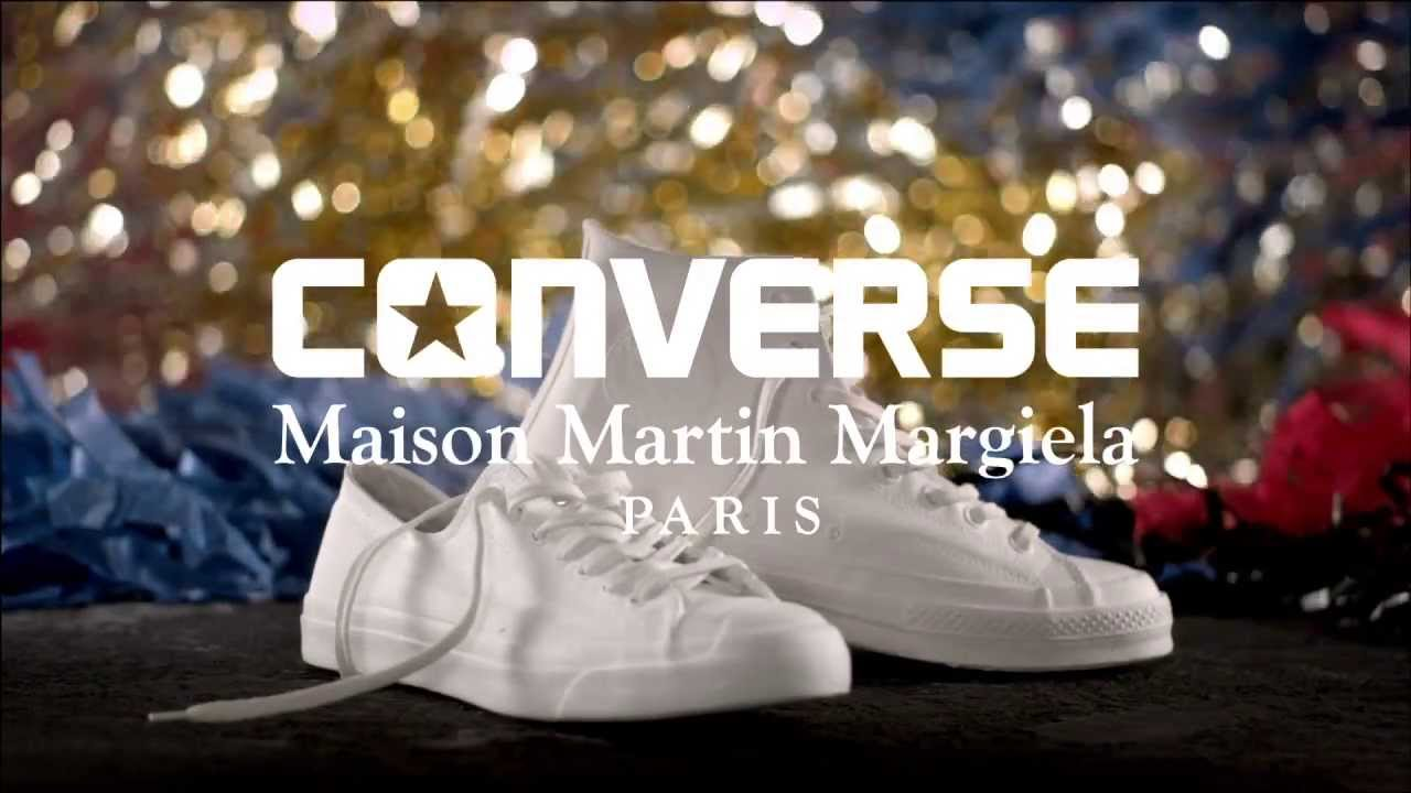 45cb2f2d245603 Converse Maison Martin Margiela Collection -- Full Film - YouTube