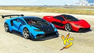 T20 VS TEMPESTA ! LA VOITURE LA PLUS RAPIDE DE GTA 5 ONLINE
