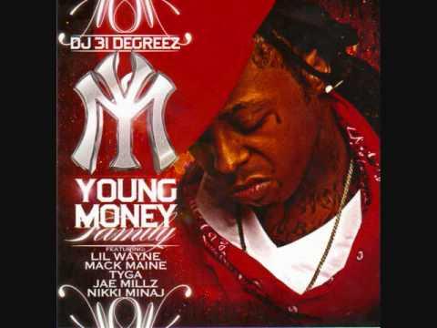 Pass The Dutch - Young Money Ft. Lil Wayne w/ Lyrics