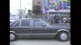 ポール・マッカートニー、2002年来日した時、お忍びで東京井の頭公...