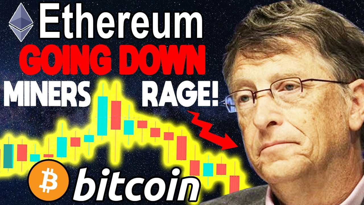 ethereum price going down