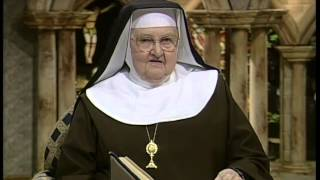 Mother Angelica Live Classics -  Temple of the Holy Spirit - July 25, 2000