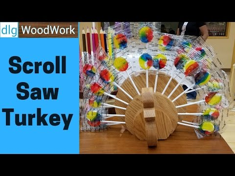 Scroll Saw Turkey |  Simply Wooden Creations Scroll Saw Contest 2016