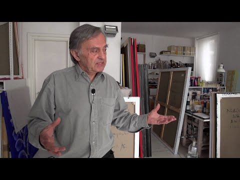 István Nádler | Portrait of the artist