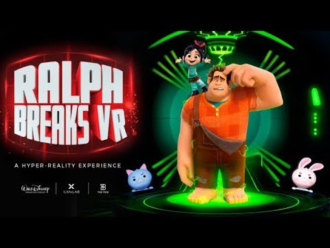 WRECK-IT RALPH, MARVEL Coming to The Void in Walt Disney World, Disneyland