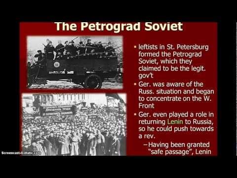 Russian Revolution Part 1