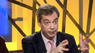 Nigel Farage-Euro Crisis & United States of Europe
