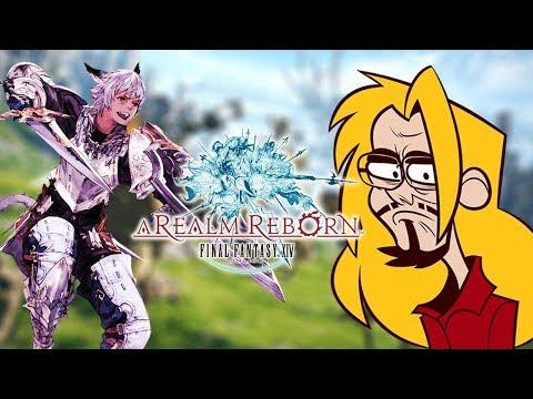 UNLEASH MY FURRY...The 5 Year Return: Final Fantasy XIV Realm Reborn Compilation
