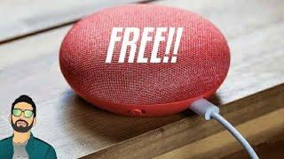 Google Home Mini Giveaway: Share To Win!