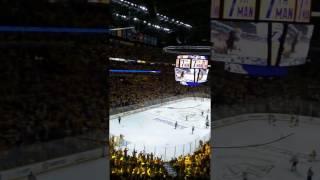 Predators TV Timeout Crowd Noise