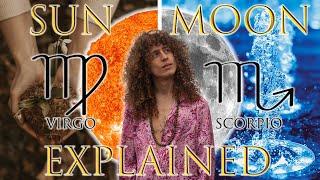 ☉ Sun in Virgo ☽ Moon in Scorpio