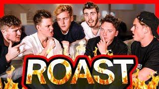 YOUTUBER ROAST CHALLENGE ft. Pointlessblog, Conor Maynard, Jack, Josh & Mikey