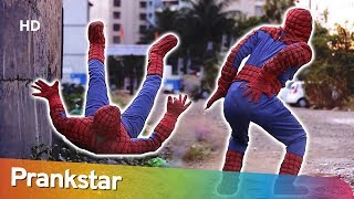 Prankstar - Superhero - New Funny Prank Video - Prankstar 2019 - #ShemarooComedy