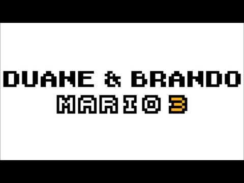 MARIO 3 RAP | Duane & Brando (Instrumental)