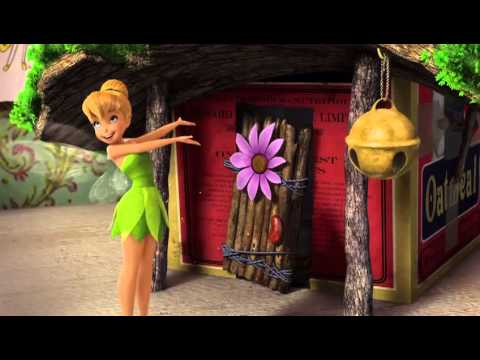 Dailymotion   Tinker Bell and the Great Fairy Rescue HD Trailer   a People & Family video