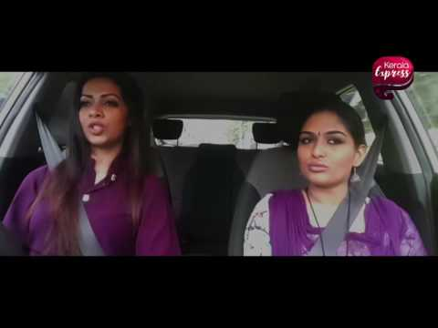 Sruthy's Short Drive With Prayaga Martin|| Actress On Her Passion For Cinema!