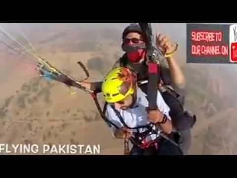 Hello KARACHI !!! Are you ready !!! Paragliding Mania