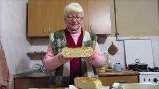 Выпечка хлеба в мультиварке Redmond.