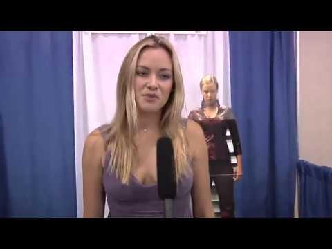 Kristanna Loken Terminator 3 Interviewed by Delphia's ...