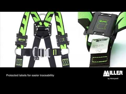 Miller H-Design Harness: A New Feeling Of Safety At Height