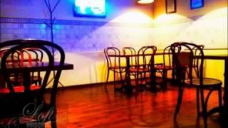Кафе бар для дня рождения - в стиле