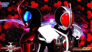 Reup Vietsub Mad Kamen Rider Kabuto Feat Faiz Lord Of The Speed