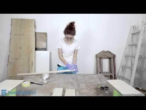 Jak zrobić wiszącą półkę na sznurku? #DIY