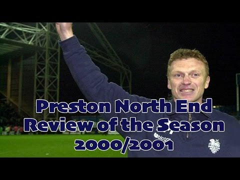 Preston North End   of the Season  2000/2001