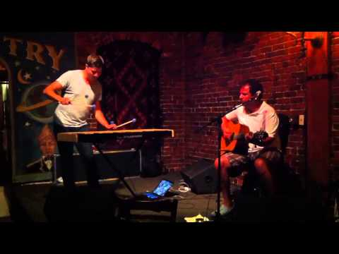 Vytas and Joe Sneider perform Jacqueline live at the White Eagle, Portland, OR, 2013